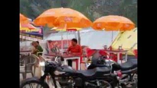 Motorbike roadtrip from Manali - Leh, Ladakh, India