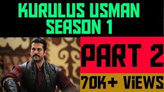 Kurulus Usman || Ertugal Ghazi Season 6 Episode 1 || Season 6 Episode 1 part 2 ||