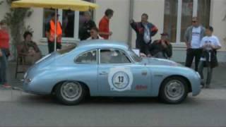 Paul Ernst Strähle - legenderer Rennfahrer mit legenderem Porsche