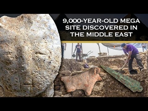 Ancient 'New York' Neolithic \u0026 Bronze Age Megalopolis Discovered In Israel | Ancient Architects