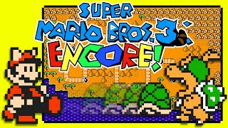 Super Mario Bros. 3 Encore - A Game Made in Super Mario Maker 2