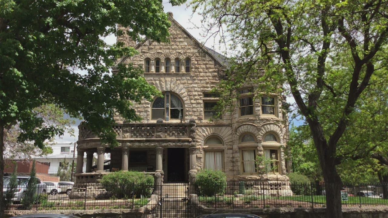 Historic Walking Tour Of Denvers Capitol Hill