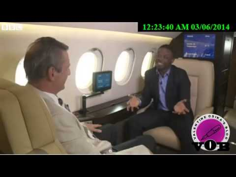 [Watch] Nigeria's Jet set: How the super-rich travel via #BBC