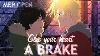 MEP OPEN // GIVE YOUR HEART A BREAK // (7/11)