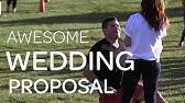 Best Surprise Proposal - Weatherman proposes to Morning News