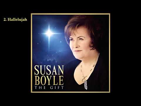 Susan Boyle - The Gift (2010) [Full Album]
