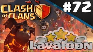 Clash of clans ITA ep72 | Come fare 3 Stelle con Lavaloon ???