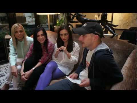 Interview de Serebro by D-World