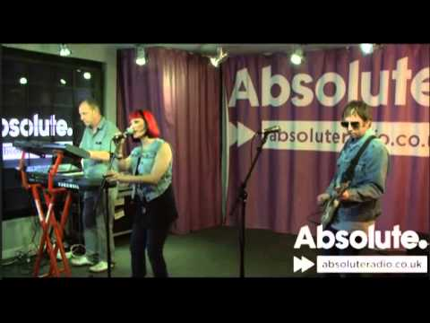 Republica - 02 - NEW SONG Suck Baby Suck- Live Absolute Radio July 2010