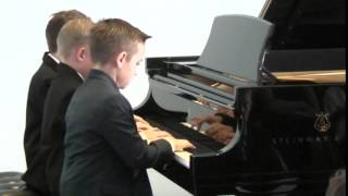 Piano Trio: Unsolved Mystery by Melody Bober