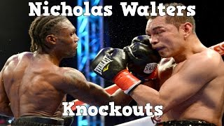 Nicholas Walters - Highlights / Knockouts