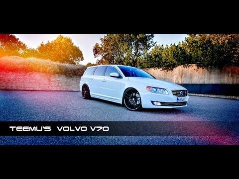Teemu S Volvo V70 Slammed Haruka Amidst