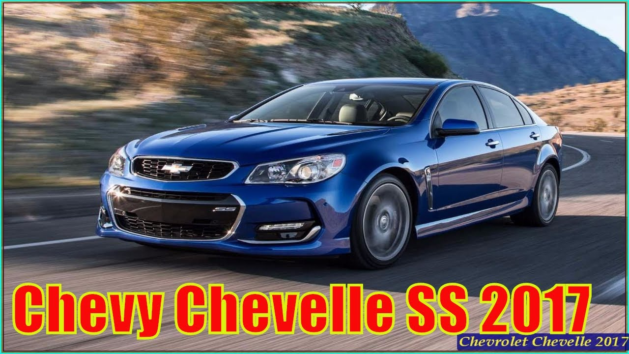 Chevrolet Chevelle 2017 New Chevy Chevelle Ss 2017 Review Interior