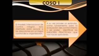 CONTROL INTERNO, COSO I y COSO II