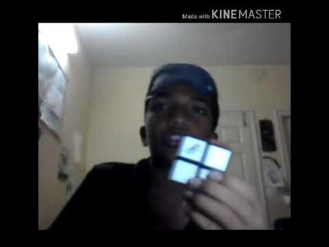 Blind fold Rubik's