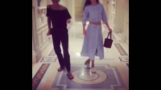 Dakota Johnson Dancing on Instagram