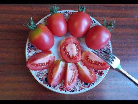 Сорт томата Де-Барао розовый