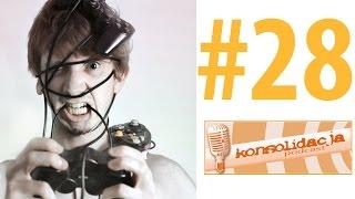 Konsolidacja #28. Gry - hobby czy sposób na życie? ... ZagraniE 2017 Video