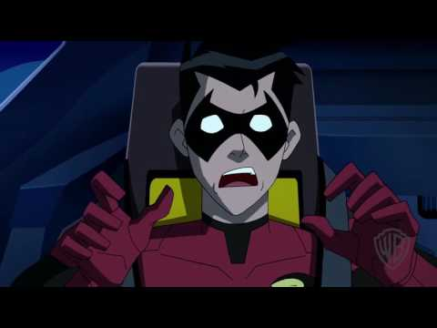 Batman Unlimited: Mech vs. Mutants - Taking Flight | official FIRST LOOK clip (2016)