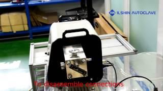 고압분산기 고압균질기 소형분산기 동영상