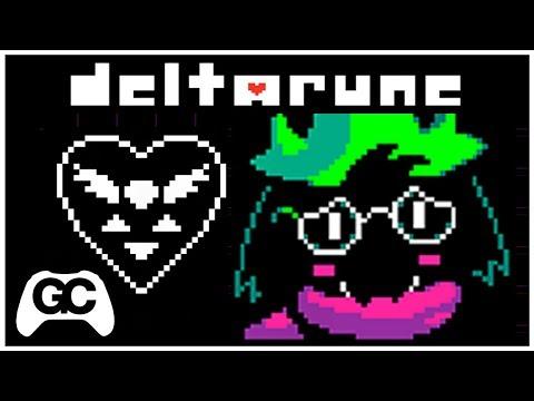 The Legend ( DELTARUNE ) ~ Dj CUTMAN Trip Hop Remix [ Undertale / Toby Fox ]