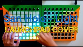 San Holo - Light (Synthion Remix) //Launchpad Cover (200 Subs Special)