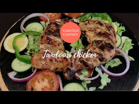How To Make Tandoori Chicken | barbecue | Eid Ul Adha Special | Summer Special | Restaurant Style