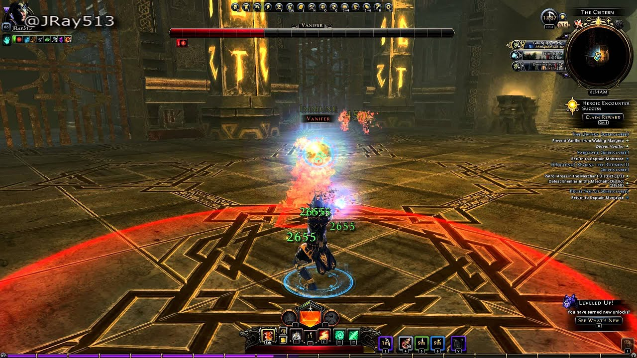 neverwinter elemental evil bosses vanifer  neverwinter elemental evil bosses vanifer 1