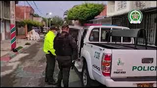 captura de 7 miembros de la 'Primera Línea La Y' - policiadecolombia