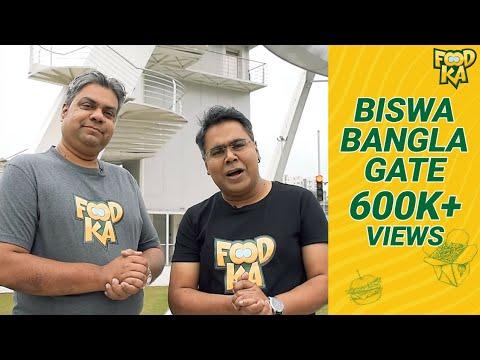 Kolkata's First Hanging Restaurant | Biswa Bangla Gate | Foodka S03E08 | Mir | Indrajit Lahiri