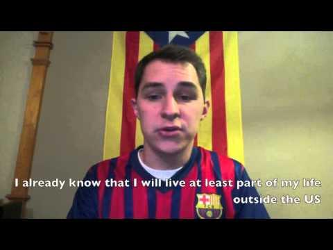 Zach Konrad's Video Application for Barcelona SAE