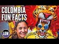 Colombia Fun facts about one of South America's most interesting countries