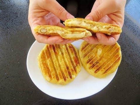 И хлеба не надо! Картофельные бутерброды с фаршем и сыром / Рецепты Другой Кухни