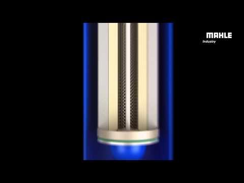 KFWA Fuel Coalescer animation