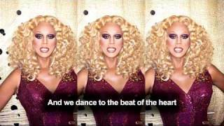 Watch Rupaul here It Comes Around Again video