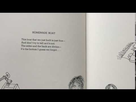 30 Best Shel Silverstein Poems That'll Remind You Of