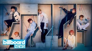 BTS & Charlie Puth Perform 'We Don't Talk Any More' & 'Fake Love' Together | Billboard News