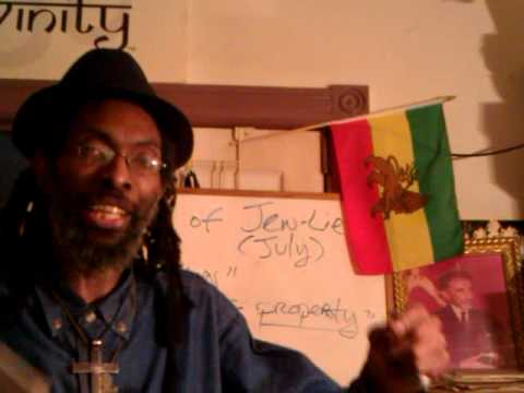 BLACK LADY LIBERTY & the FRAUD of Jew-LIE (July): EMANCIPATION Game EXPOSED!!!