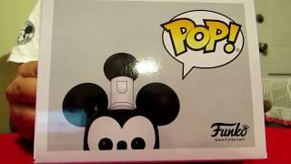 Steamboat Willie (Mickey's 90th Anniversary) Funko Pop! #425