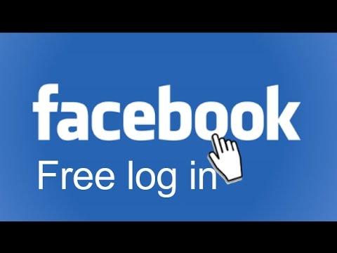 Free fb log in