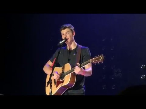 A Little Too Much - Shawn Mendes (Live)