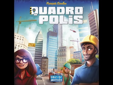 No Rules Review: Quadropolis