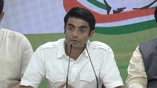 LIVE: AICC Press briefing by Prof Gourav Vallabh and Jaiveer Shergill at Congress HQ