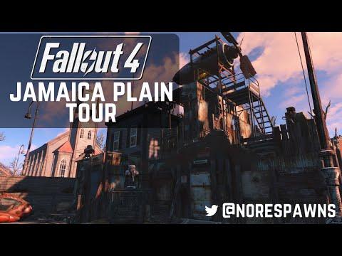 Fallout 4 - Jamaica Plain Tour (Mercer Safehouse)