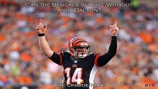 Can The Cincinnati Bengals Survive Without Andy Dalton?