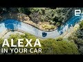 How Amazon is getting Alexa for the car at CES 2019