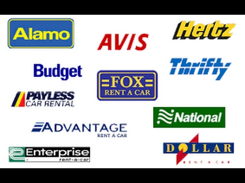 10 BEST TIPS for SAVING ON RENTAL CARS 2017 - Rent an Auto / cheaper rates  - Kevin Hunter