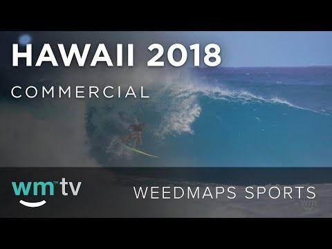 Weedmaps Hawaii Commercial 2018 | Weedmaps Sports