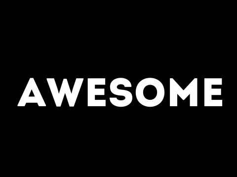 CA Awesome Cheer 2013 Performance Song (Lyric Video)