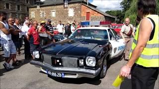 Oldsmobile Police